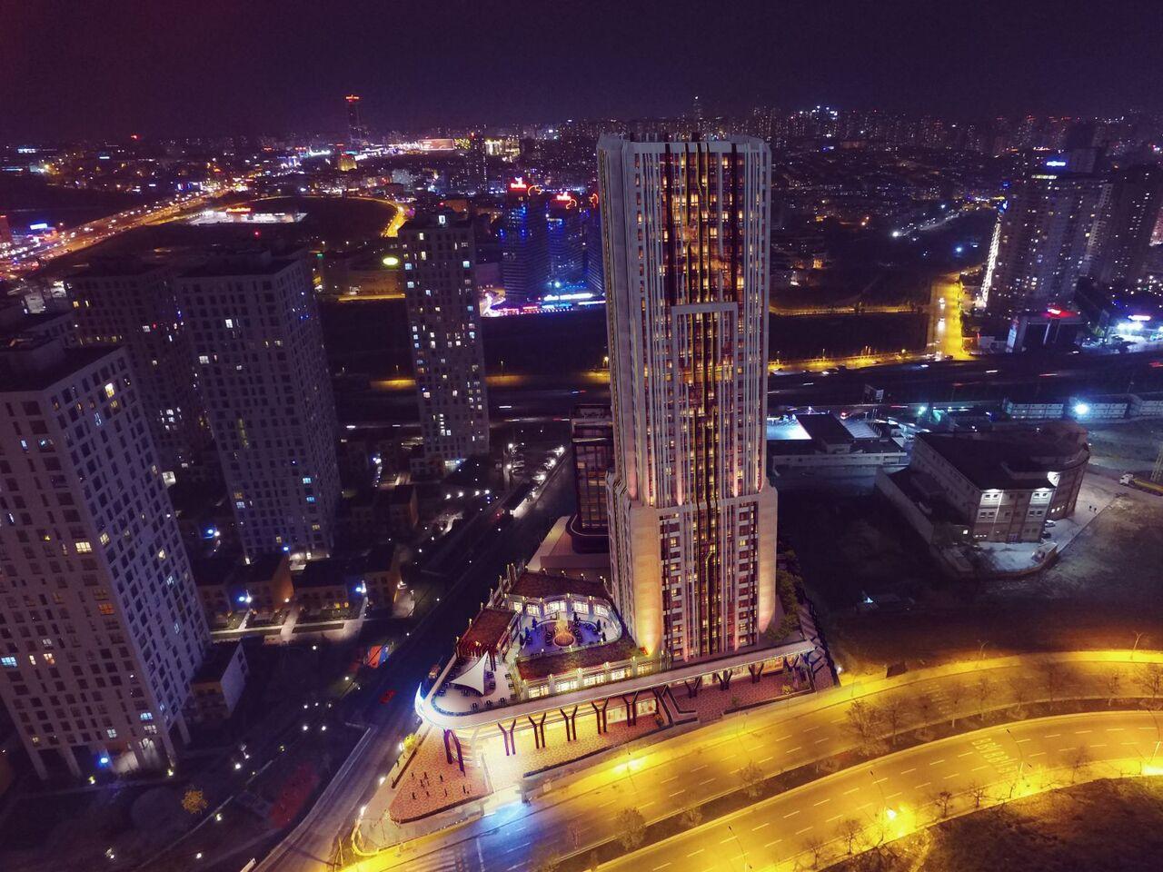 ساختمان اقساطی در استانبول